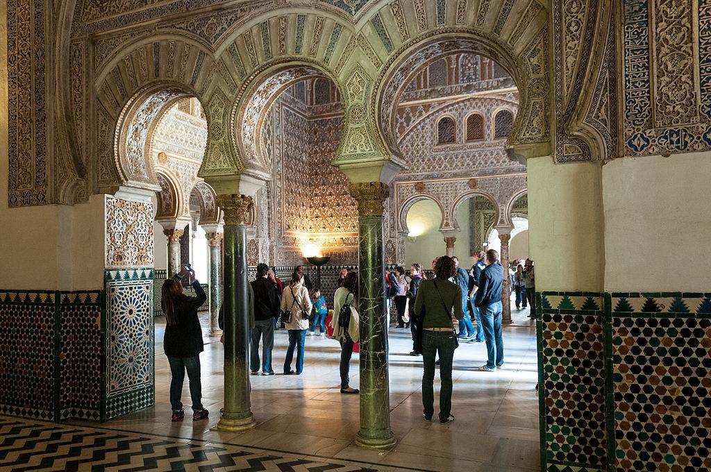1024px-Alcázar_of_Seville_(7077897551)
