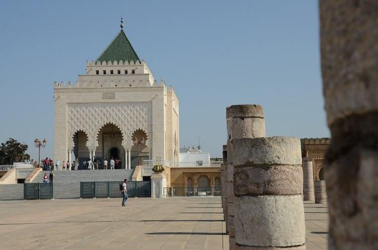 1600px-Mausoleum_of_Mohammed_V_-_2018_5