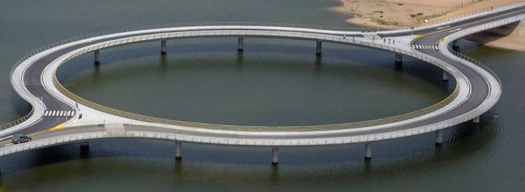 Bridge (Puente) Laguna Garzón |