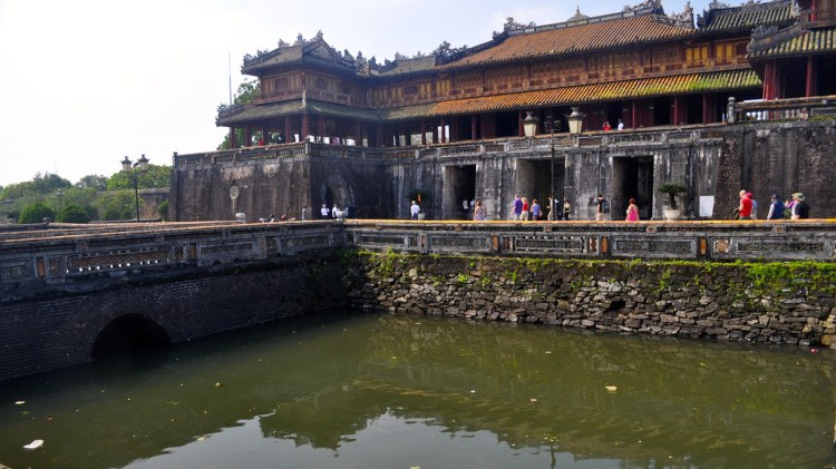 Citadel Gate, Imperial City,  Imperial City, Hu?, Vietnam