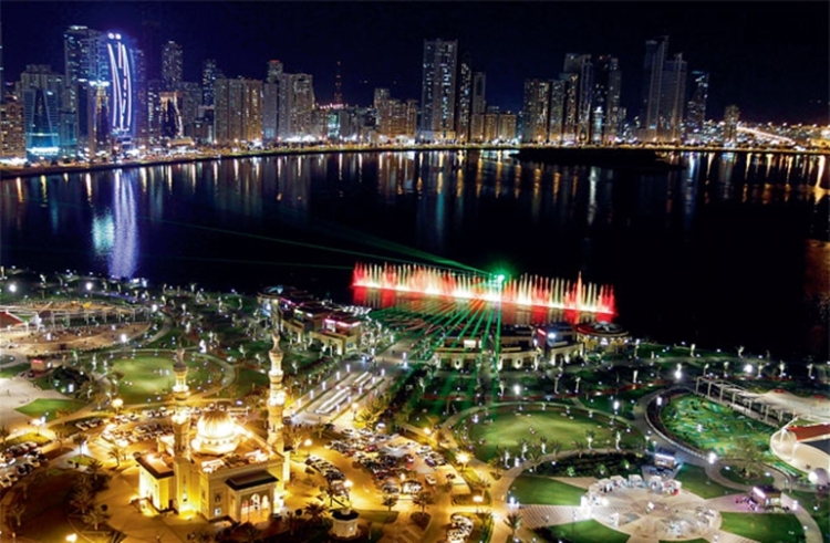 Al-Majaz-Water-front-in-Sharjah