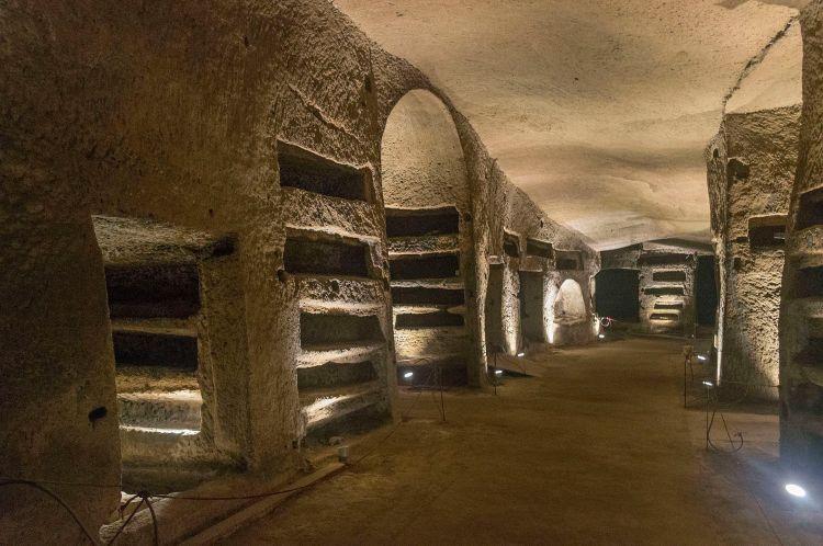Catacombe_di_San_Gennaro_003