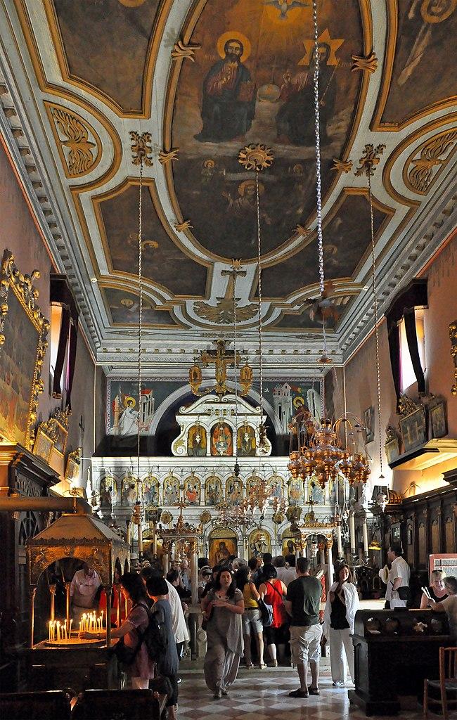 Corfu_Paleokastritsa_Monastery_R02