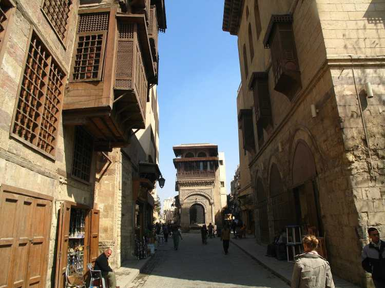 Islamic-cairo-street