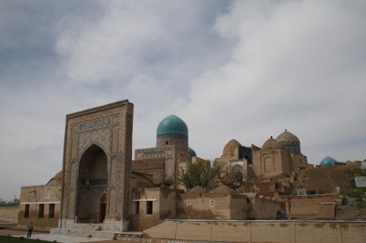 Shakh-i-Zinda