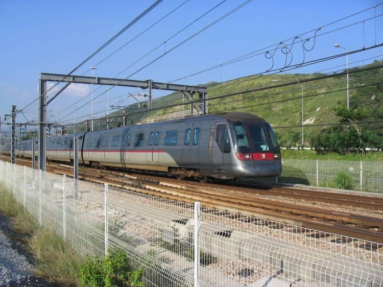 Tung_Chung_Line_Train