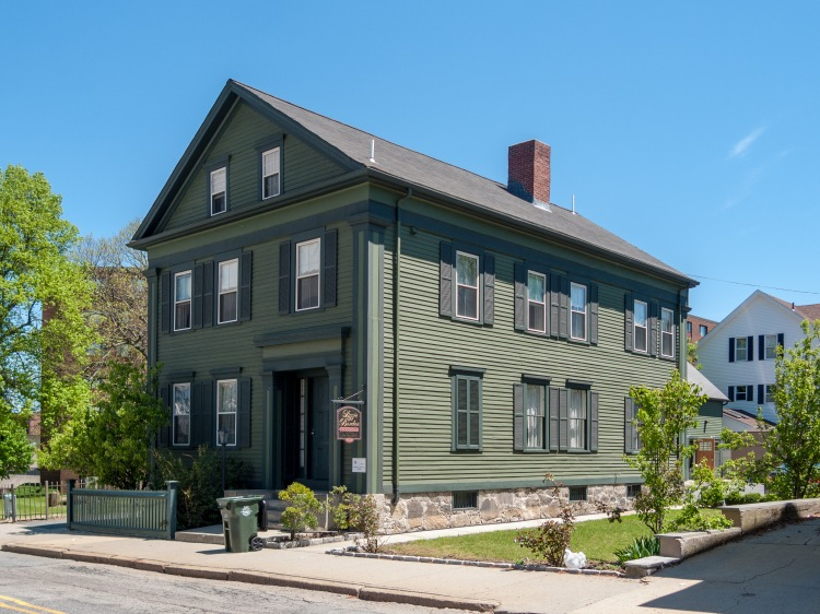 Lizzie Borden House, Fall River, Massachusetts