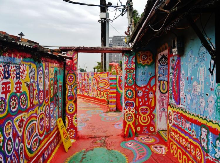 Taichung_Rainbow_Village_28